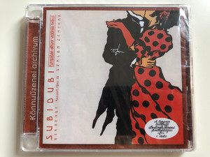 Subidubi - Bergendy Szalonzenekar / Alexandra Records Audio CD 2009 / PDKCD0040