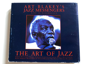 Art Blakey's Jazz Messengers ‎– Live In Leverkusen / The Art Of Jazz / In+Out Records ‎Audio CD 1995 / IOR 77028-2