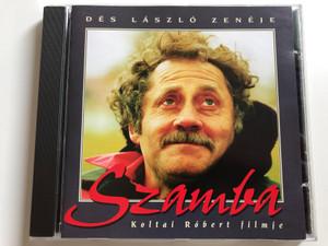 Dés László – Szamba / Koltai Robert filmie / Magic Media Audio CD 1996 / MMD 101