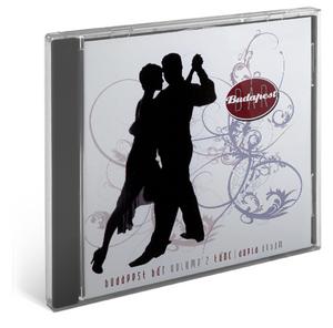 Budapest Bár: Volume 2: Tánc / 2x Audio CD 2009 / Budapest Bár zenekar, Kollár-Klemencz László, Keleti András, Kiss Erzsi, Rutkai Bori, Frenk, Szűcs Krisztián / 2CD (5099945570827)