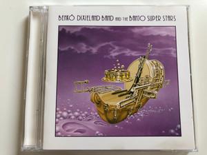 Benkó Dixieland Band And The Banjo Super Stars / Gong Audio CD 1993 / HCD 37679