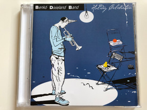 Benkó Dixieland Band ‎– Holiday Celebration / Bencolor ‎Audio CD 1997 Stereo / BEN-CD 5409