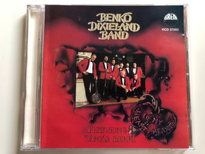 Benkó Dixieland Band ‎– Heart Of My Heart, featuring Tamas Berki / Krem Audio CD 1993 / HCD 37393