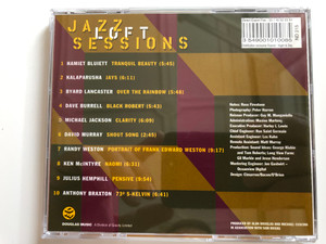 Jazz Loft Sessions / Julius Hemphill, David Murray, Oliver Lake, Hamiet Bluiett, Michael Jackson, Kalaparusha, Anthony Braxton, Randy Weston, Dave Burrell, Sunny Murray / Douglas Music ‎Audio CD 1996 / ND 215