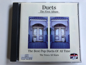 Duets - The First Album / The Best Pop Duets of All Time / The Tesca All Stars / Galery Audio CD / CD 35127