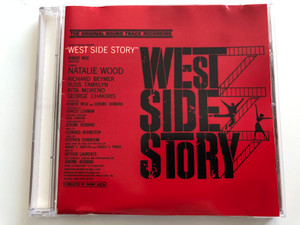 The Original Sound Track Recording / West Side Story / Robert Wise, Natalie Wood, Russ Tamblyn, Rita Moreno, George Chakiris, Leonard Bernstein, Johnny Green / Ring Audio CD / RCD 1124