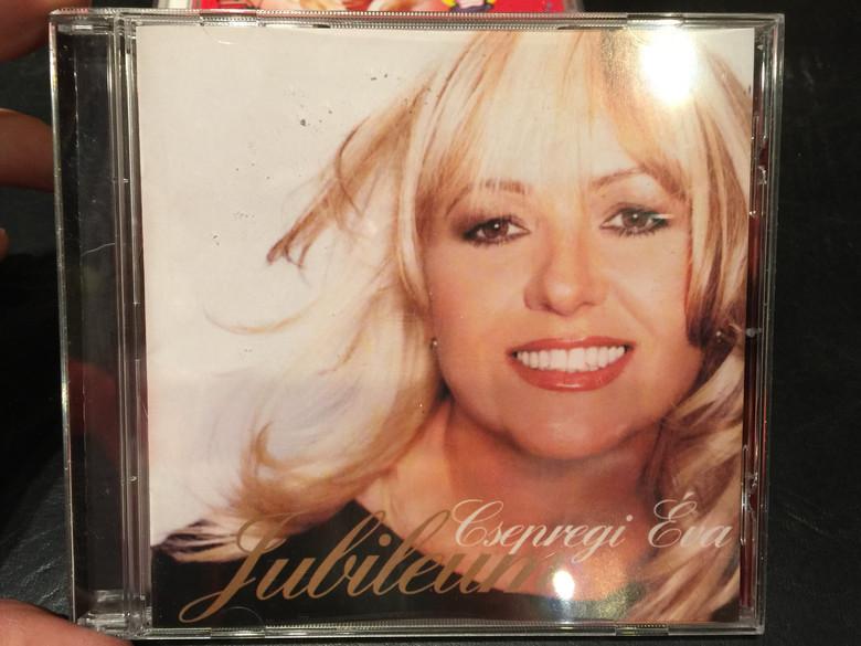 Csepregi Éva - Jubileum / Talán, Soha jobbkor, Európai rock, Nyár van / Audio CD 2002 / Magneoton 5046-61608-2 (5050466160829)