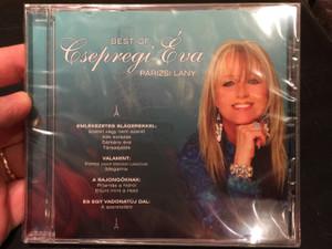 Best of Csepregi Éva - Párizsi lány / Emlékezetes Slágerekkel: Szeret vagy nem szeret, Kék korszak, Társasjáték / Audio CD / Retro Media RM 819 (5999883602140)