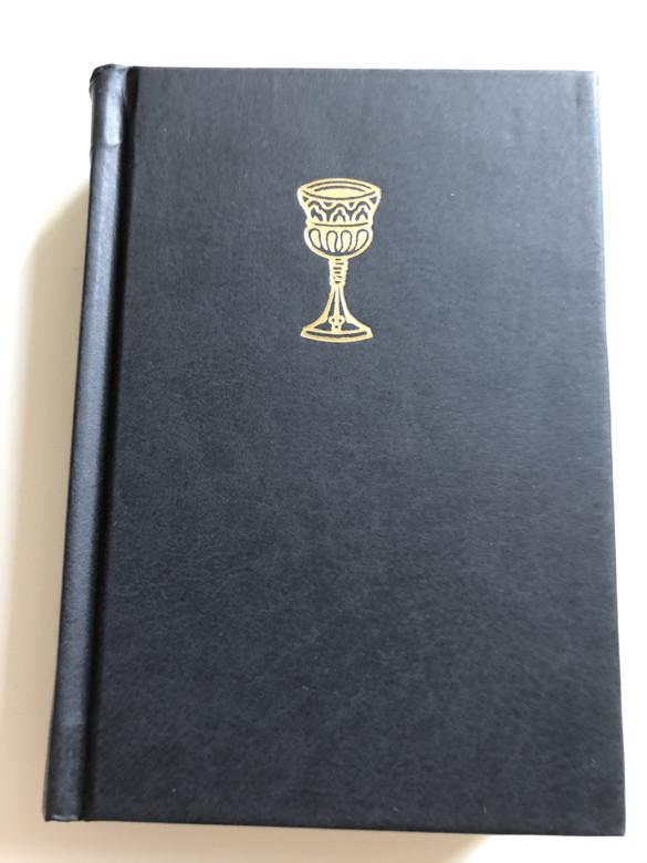 Énekeskönyv - [Kicsi] / Magyar Reformátusok Használatára / Hungarian language small size Reformed Hymnal book / Kálvin Kiadó 2014 / Hardcover (9789633009611)