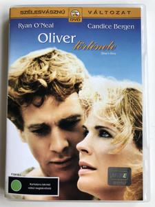 Oliver's Story DVD 1978 Oliver története / Directed by John Korty / Starring: Ryan O'Neal, Candice Bergen (5996255715248)