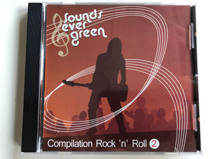 Sounds Ever Green - Compilation Rock 'n' Roll 2 / Sounds Ever Green Audio CD 2007 / NICO002