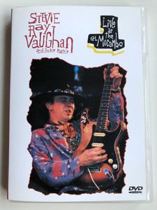 Stevie Ray Vaughan and Double Trouble DVD 1991 / Live at the El Mocambo / Directed by Dennis Saunders / SMV 491119 (5099704911199)