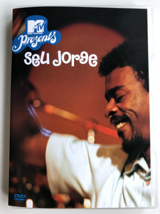 MTV Presents - Seu Jorge DVD 2004 / Directed by Fabrizio Martinelli / Interviews, Video clips (3298494263019)
