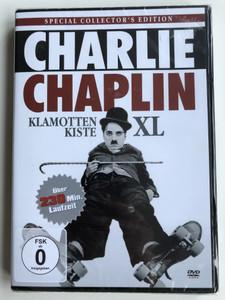 Charlie Chaplin - Klamottenkiste XL DVD / Special Collector's Edition / AKA Gute Nacht mit Charlie (4049774486272)