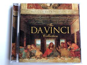 The Da Vinci Collection / EMI Classics Audio CD 2006 Stereo / 0946 3 61524 2 4