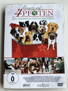12 Dogs of Christmas DVD 2005 Einsatz auf 4 Pfoten - Ein Weihnachtsmärchen / Directed by Kieth Merrill / Starring: Jordan-Claire Green, Tom Kemp, Susan Wood (4009750231951)