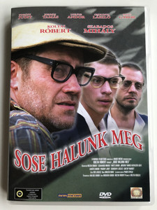 Sose Halunk Meg DVD 1992 We never Die / Directed by Koltai Róbert / Starring: Róbert Koltai, Mihály Szabados, Gábor Máté / Hungarian comedy (5998557160863)