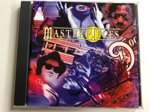 Masterpieces / WEA Audio CD 1993 / 9548-32251-2