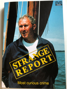 Strange Report DVD 1969 / Episode 7: Most curious crime / Directed by Daniel Petrie / Starring: Anthony Quayle, Kaz Garas, Anneke Wills (4260053400271)