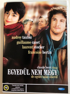 Ensemble, c'est tout DVD 2007 Egyedül nem megy (Hunting and Gathering) / Directed by Claude Berri / Starring: Audrey Tautou, Guillaume Canet, Laurent Stocker, Francoise Bertin (5998133188434)