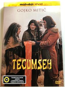 Tecumseh DVD 1972 / Directed by Hans Kratzert / Starring: Gojko Mitič, Annekathrin Bürger, Rold Römer, Leon Niemczyk (5996357331841)