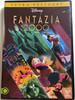 Fantasia 2000 DVD 1999 Fantázia 2000 / Directed by Don Hahn, Pixote Hunt, Hendel Butoy, Eric Goldberg, James Algar, Francis Glebas, Paul and Gaëtan Brizzi (5996514016413)