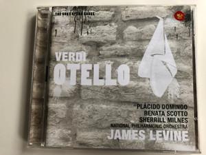 Verdi – Otello / Plácido Domingo, Renata Scotto, Sherrill Milnes / National Philharmonic Orchestra, James Levine / RCA Red Seal 2x Audio CD 2009 / 08697448202