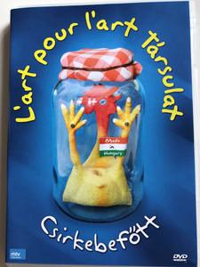 L'art pour l'art társulat - Csirkebefőtt DVD / Directed by Kriskó László / Starring: Laár András (Besenyő Pista) Pethő Zsolt (Margit) Dolák-Saly Róbert (Apuka) Szászi Móni (Evetke) / Mtv / Europa Records / (5999557441334)