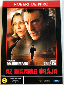 City by the Sea DVD 2002 Az igazság órája / Directed by Michael Caton-Jones / Starring: Robert de Niro, Frances McDormand, James Franco, Eliza Dushku, William Forsythe, George Dzundza (5998133144232)