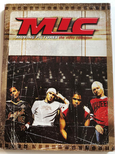Mic - Moving Pictures - The video collection DVD 2005 / Directed by Bronwyn Rothquel & Justin Barlow / Vieos, Documentaries, Extras (6006523002556)