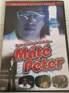 Máté Péter - Zene nélkül mit érek én... DVD 2007 / Digitálisan felújított hanggal / Video Clips of Popular Hungarian Pop singer Máté Péter (5999883108192)