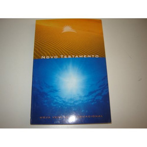 Portuguese New Testament [Paperback] by WBT