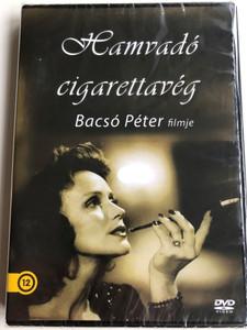 Hamvadó cigarettavég DVD 2001 / Directed by Bacsó Péter / Starring: Nagy-Kalózy Eszter, Rudolf Péter, Cserhalmi György (5999860186472)