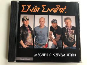 Első Emelet – Megyek A Szívem Után / Private Moon Records Audio CD 2010 / PMR 460197 2