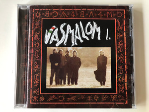 Vasmalom I. / Periferic Records Audio CD 2001 / BGCD 076 / Unique Hungarian South Eastern traditional music with Jazz and modern musical portions (5998272704052)