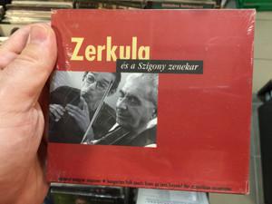 Zerkula És A Szigony Zenekar / Gyimesi Magyar Népzene, Hungarian Folk Music From Gyimes Beyond The Carpathian Mountains / Folk Európa Audio CD 2002 / FECD006