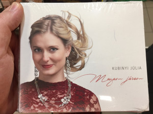 Kubinyi Júlia ‎– Magam Járom / Not On Label (Kubinyi Júlia Self-Released) ‎Audio CD 2015 / VLM 002