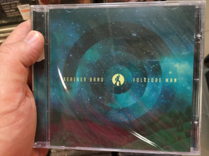 Kerekes Band ‎– Folklore Man / Not On Label (Kerekes Band Self-released) ‎Audio CD 2013 / KB04
