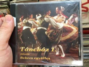 Táncház 1. / Jatszik: Bekecs Együttes / Nóta Discont Audio CD 1998 / ND/36