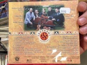 Hangszeres Muzsika Bukovinai Székely Táncok Tanításáoz - Hopp Hajnalig / Sárarany Zenekar / Magyar Kultúra Kiadó Audio CD 2017 / HCD 577