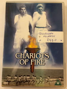 Chariots of Fire DVD 1981 / Directed by Hugh Hudson / Starring: Ben Cross, Ian Charleson, Nigel Havers, Cheryl Campbell, Alice Krige (5039036004824)