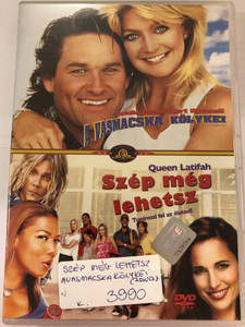 Overboard 1987 - Beauty Shop 2005 2x DVD SET A vasmacska kölykei 1987 - Szép még lehetsz / Directed by Garry Marshall, Billie Woodruff / Actors: Goldie Hawn, Kurt Russell, Edward Herrmann, Queen Latifah, Alicia Silverstone, Andie MacDowell (5996255722802)
