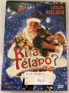 Santa Who? DVD 2000 Ki a télapó / Directed by William Dear / Starring: Leslie Nielsen, Steven Eckholdt, Robyn Lively (5998133141231)