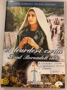 Lourdes 2xDVD 2000 A lourdes-i csoda - Szent Bernadett élete / Duplalemezes teljes változat / Directed by Lodovico Gasparini / Starring: Alessandro Gassman, Angéle Osinsky, Florence Darel, Roger Souza (5999886089498)