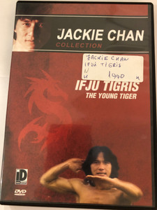 The Young Tiger DVD 1974 Ifjú tigris (Xiao lao hu) / The Jackie Chan Collection / Directed by Ma Wu / Starring: Jackie Chan, Qiu Yuen, Charlie Chin, Chin Hu (5999554650043)