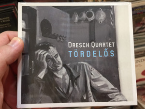 Dresch Quartet ‎– Tördelős / Fonó Records ‎Audio CD 2016 / FA 381-2