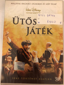 The Greatest Game Ever Played DVD 2005 Ütős Játék / Directed by Bill Paxton / Starring: Shia LaBeouf, Stephen Dillane, Peter Firth, Elias Koteas, Luke Askew (5996255719833)