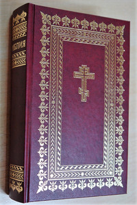 Biblija [Import] [Hardcover] Russian Orthodox Bible / Burgundy Beautiful Hardbound / Large Size / Russia / Русская Библия Синодальный перевод (9785855240054)