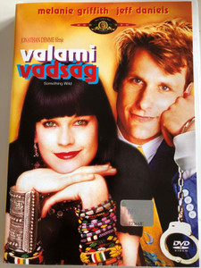 Something Wild DVD 1986 Valami vadság / Directed by Jonathan Demme / Starring: Melanie Griffith, Jeff Daniels, Ray Liotta (5996255711165)