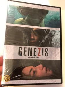 Genezis DVD 2018 / Directed by Bogdán Árpád / Starring: Csordás Milán, Cseh Anna Marie, Illési Enikő Anna, Danis Lídia, Molnár Levente / Hungarian film with English Subtitles (5999860186540)